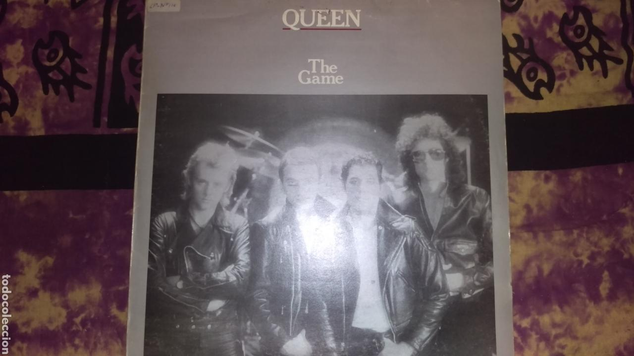 QUEEN.LP (Música - Discos - LP Vinilo - Pop - Rock - New Wave Extranjero de los 80)