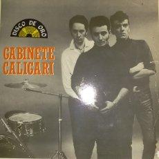 Discos de vinilo: GABINETE CALIGARI.MINI LP. Lote 161432078