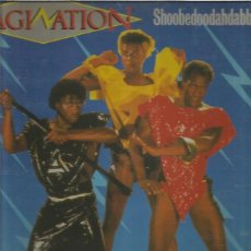 Discos de vinilo: IMAGINATION. Lote 161438342