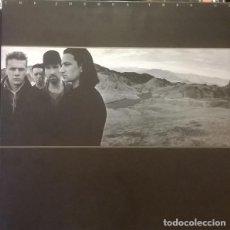 Discos de vinilo: THE JOSHUA TREE.U2.ISLAND.SPAIN.1987.. Lote 161451414
