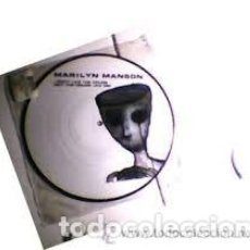 Discos de vinilo: MARYLIN MANSON VINILO PROMOCIONAL MADE IN USA I DON´T LIKE THE DRUGS (BUT THE DRUGS LIKE ME). Lote 164910532
