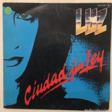 Discos de vinilo: SINGLE LUZ CASALS. Lote 161466736