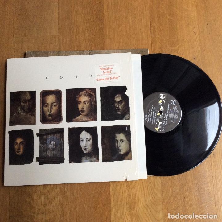 Discos de vinilo: Lote de 6 LPs de UB40 Perfectos - Foto 4 - 161477946