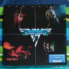 Discos de vinilo: VAN HALEN - VAN HALEN 12'' LP PRECINTADO - HARD ROCK HEAVY METAL. Lote 161484714