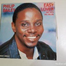 Discos de vinilo: PHILIP BAILEY - EASY LOVER (VINILO). Lote 161487510