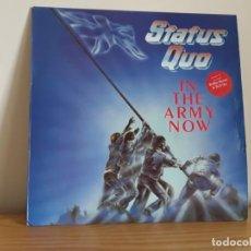 Discos de vinilo: DISCO VINILO STATUS QUO, 1986. Lote 161487562
