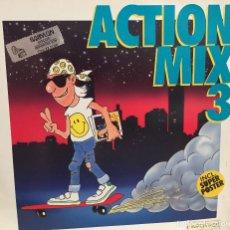 Discos de vinil: ACTION MIX 3 - BCM RECORDS - . Lote 161488634