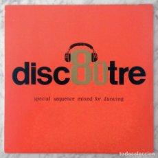 Discos de vinilo: LP - DISCOTTANTATRE - IL DISCOTTO - 1983 (TWINS HOTLINE DIVINE HIPNOSIS KOTO BWH SCOTCH DEN HARROW). Lote 161494586