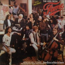 Discos de vinilo: FAME, BANDA SONORA ORIGINAL, LP SPAIN 1982 PORTADA DOBLE. Lote 161523394