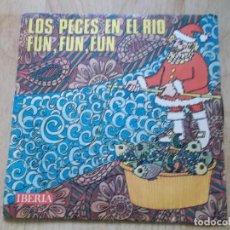 Discos de vinilo: CORO Y RONDALLA ALEGRIA-LOS PECES EN EL RIO + FUN, FUN, FUN SINGLE VINILO 1968 SPAIN. Lote 161536666