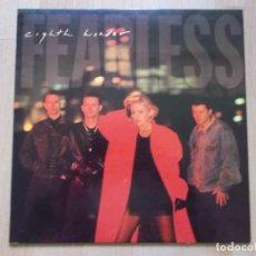 Discos de vinilo: EIGHTH WONDER, FEARLESS CBS, 1988, ED ESPAÑOLA. Lote 161547058