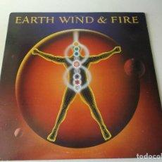 Discos de vinilo: EARTH WIND & FIRE - POWERLIGHT (CBS 1983). Lote 161553582