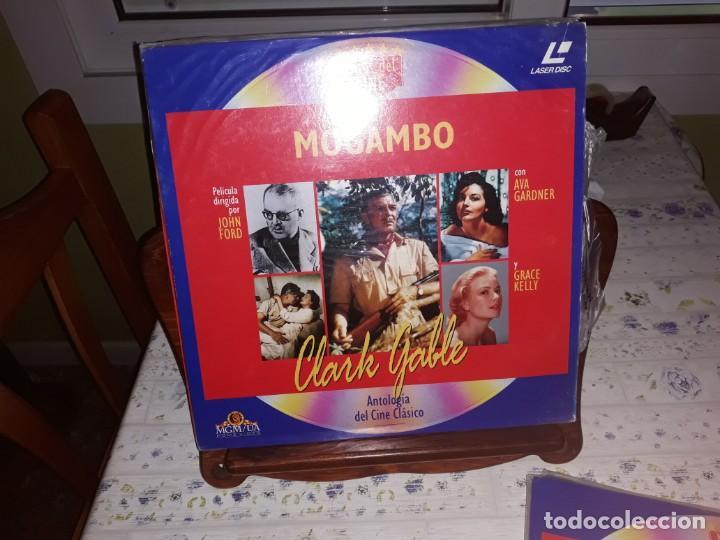 Discos de vinilo: Lote de 9 LaserDisc de Antologia del cine clásico *** Impecables - Foto 4 - 161572686
