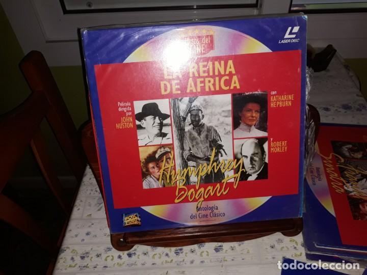 Discos de vinilo: Lote de 9 LaserDisc de Antologia del cine clásico *** Impecables - Foto 7 - 161572686