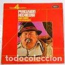 Discos de vinilo: RUDI BOHN Y SU ORQUESTA (LP. 1963) PERCUSION HECHICERA - MARCHAS Y POLCAS ALEMANAS - DECCA 4 FASES. Lote 161573846