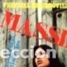Discos de vinilo: MASSIEL SINGLE LLA.LA.LA FESTIVAL DE EUROVISION 1968 SPA NOVOLA. Lote 16663083