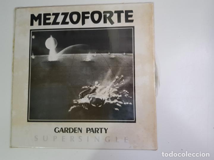 MEZZOFORTE - GARDEN PARTY (VINILO) (Música - Discos de Vinilo - Maxi Singles - Jazz, Jazz-Rock, Blues y R&B)