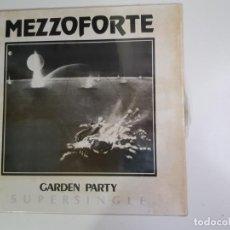 Discos de vinilo: MEZZOFORTE - GARDEN PARTY (VINILO). Lote 161590406