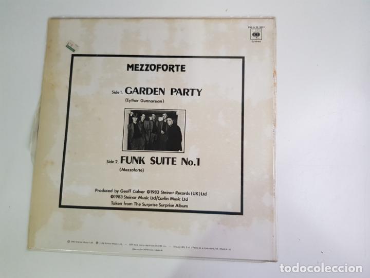 Discos de vinilo: Mezzoforte - Garden Party (VINILO) - Foto 2 - 161590406