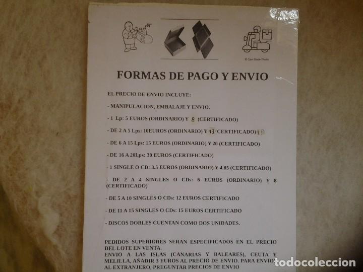 Discos de vinilo: Oingo boingo-dark at the end of the tunnel -rock alternativo - Foto 3 - 161593622