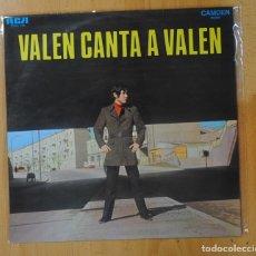 Discos de vinilo: VALEN - VALEN CANTA A VALEN - LP. Lote 161627712
