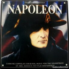 Discos de vinilo: NAPOLEON. CARMINE COPPOLA. ABEL GANCE. Lote 161631138
