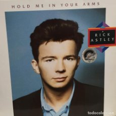Discos de vinilo: RICK ASTLEY - HOLD ME IN YOUR ARMS - BMG - RCA - 1988. Lote 161644010