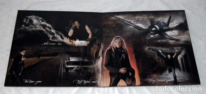 Discos de vinilo: LP SAXON - INTO THE LABYRINTH - Foto 4 - 161701302