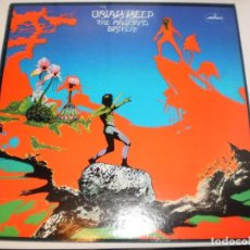 Discos de vinilo: LP URIAH HEEP. THE MAGICIANS BIRTHDAY. MERCURY 1972 USA (DISCO PROBADO Y BIEN, SEMINUEVO). Lote 161705814