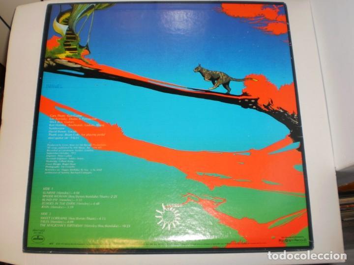 Discos de vinilo: lp uriah heep. the magicians birthday. mercury 1972 USA (disco probado y bien, seminuevo) - Foto 2 - 161705814