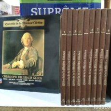 Discos de vinilo: HISTORIA DE LA MÚSICA CLÁSICA - 111 LPS. + ENCICLOPEDIA 11 TOMOS, COLECCIÓN COMPLETA - PLANETA. Lote 161706074