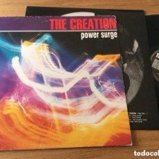 Discos de vinilo: THE CREATION POWER SURGE LP INGLES 1996. Lote 161706246