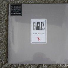 Discos de vinilo: EAGLES. HELL FREEZES OVER. DOBLE LP EN DIRECTO, 1994. NUEVO, 25 ANIVERSARIO.. Lote 161748126