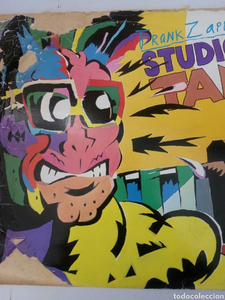 FRANK ZAPPA (Música - Discos - LP Vinilo - Pop - Rock - Extranjero de los 70)