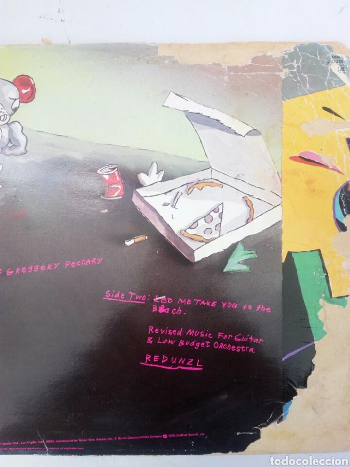 Discos de vinilo: FRANK ZAPPA - Foto 2 - 161758349