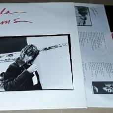 Discos de vinilo: LP - LUCINDA WILLIAMS - MADE IN SPAIN 1989 - LUCINDA WILLIAMS. Lote 161758552