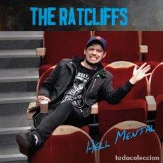 Discos de vinilo: THE RATCLIFFS HELL MENTAL LP . PUNK ROCK RAMONES QUEERS HARD-ONS RIVERDALE. Lote 161769642