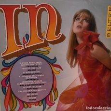Discos de vinilo: IN - LOS GRITOS-LOS MISMOS-LOS 3 SUDAMERICANOS-LOS STOP , ETC.- BELTER - 1968. Lote 161772030