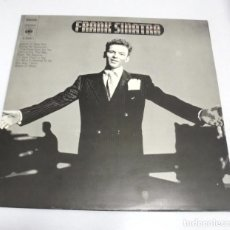 Discos de vinilo: LP. FRANK SINATRA. AUTUMN IN NEW YORK. CBS. Lote 161773494