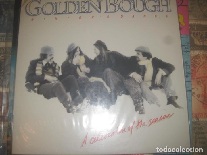 GOLDEN BOUGH A CELEBRATION OF SEASON (1985-KICKING MULE-1985 )ORIGINAL INGLES EXCELENTE ESTADO (Música - Discos - LP Vinilo - Pop - Rock Extranjero de los 50 y 60)