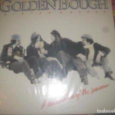 Discos de vinilo: GOLDEN BOUGH A CELEBRATION OF SEASON (1985-KICKING MULE-1985 )ORIGINAL INGLES EXCELENTE ESTADO. Lote 161778306