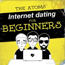 Discos de vinilo: THE ATOMS INTERNET DATING FOR BEGINNERS LP . PUNK ROCK POP DESCENDENTS RAMONES. Lote 161780646