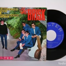Discos de vinilo: DISCO EP DE VINILO - THE BRISK / TODO MI AMOR, DINERO..... - BELTER - 1964. Lote 161795580