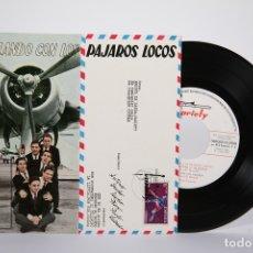 Discos de vinilo: DISCO EP DE VINILO - VOLANDO CON LOS PÁJAROS LOCOS / QUE YO TE QUIERO.... - VARIETY - 1960. Lote 161795678