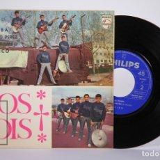 Discos de vinilo: DISCO EP DE VINILO - LOS JOIS / LA BAMBA, ME LO DIJO PEREZ... - PHILIPS - 1965. Lote 161796378