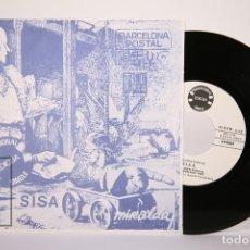 Discos de vinilo: DISCO SINGLE DE VINILO - JAUME SISA /BARCELONA POSTAL, BARCELONA AMANTE DEL MAR - EDIGSA - AÑO 1982. Lote 161796746