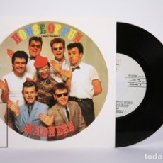 Dischi in vinile: DISCO SINGLE DE VINILO - MADNESS / HOUSE OF FUN - STIFF - AÑO 1982. Lote 161796836