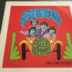 Discos de vinilo: THE TROGGS - BEST OF THEVTROGG. Lote 161808898