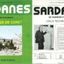 Discos de vinilo: COBLA MONTGRINS - SARDANES DE ROSSEND PALMADA - MUNTANYES DE CERET (VOL. 4) - LP FRANCE. Lote 161811870