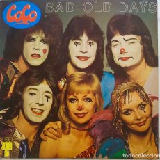 Discos de vinilo: COCO, BAD OLD DAYS. EUROVISIÓN. LP ALEMANIA. Lote 161813014